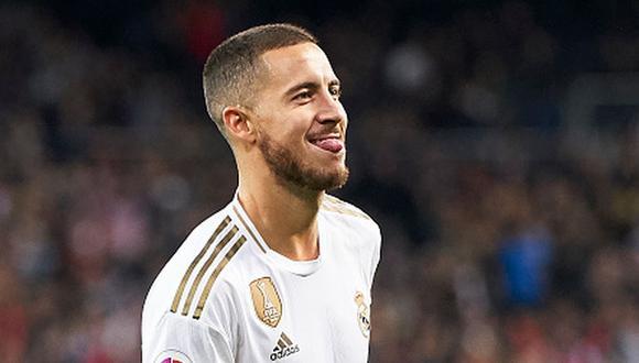 Eden Hazard tiene contrato en Real Madrid hasta mediados de 2024. (Foto: Getty Images)