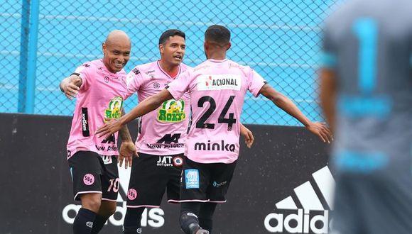 Sporting Cristal y Spot Boys se enfrentaron por la tercera jornada del Torneo Clausura. (Foto: Francisco Neyra)