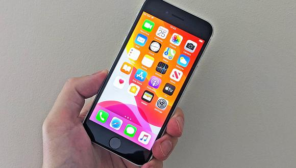 De esta forma podrás realizar una captura de pantalla en tu iPhone a través de dos formas. (Foto: Apple)