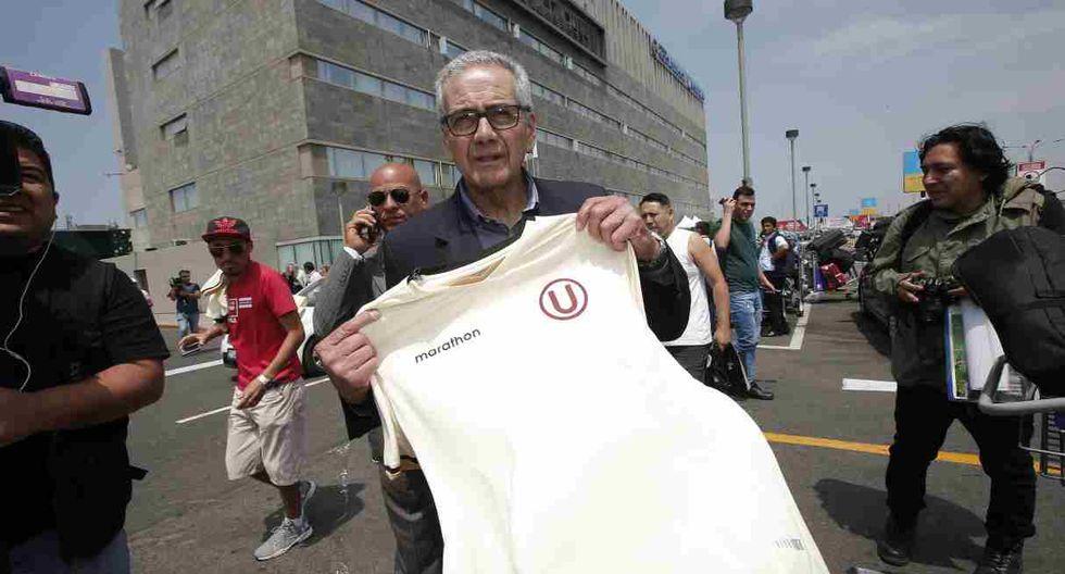 Gregorio Pérez llegó a Universitario para sacarlo campeón nacional. (Foto: GEC)