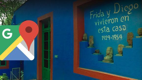 ¿Cómo ver museos totalmente gratis en Google Maps? Realiza estos sencillos pasos para conocerlos. (Foto: Google)