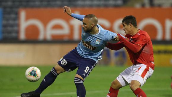 Sporting Cristal empató 0-0 ante Cienciano, por la Fecha 11 del torneo. (Foto: Liga 1)