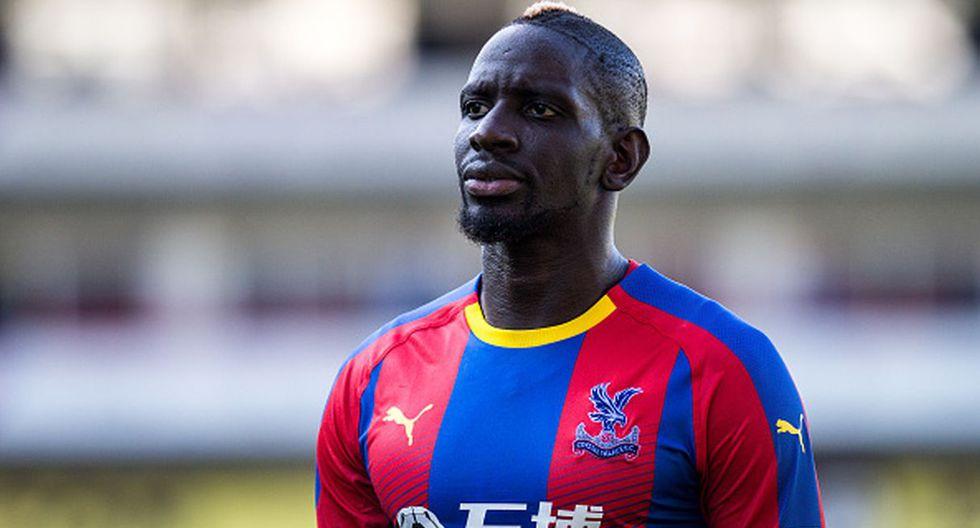 Jugador: Mamadou Sakho / Club: Crystal Palace. (Getty)