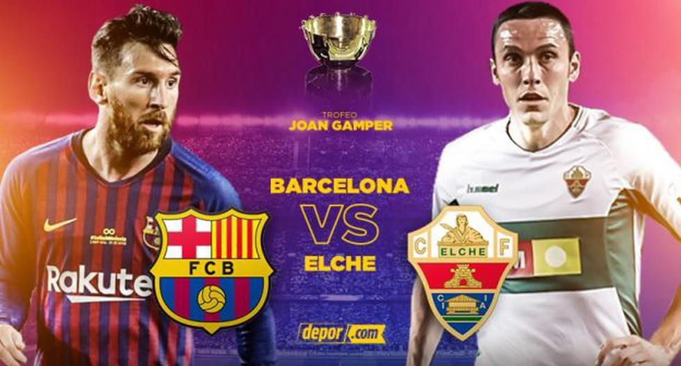 Barcelona vs Elche: Prediction, Lineups, Team News, Betting Tips & Match Previews