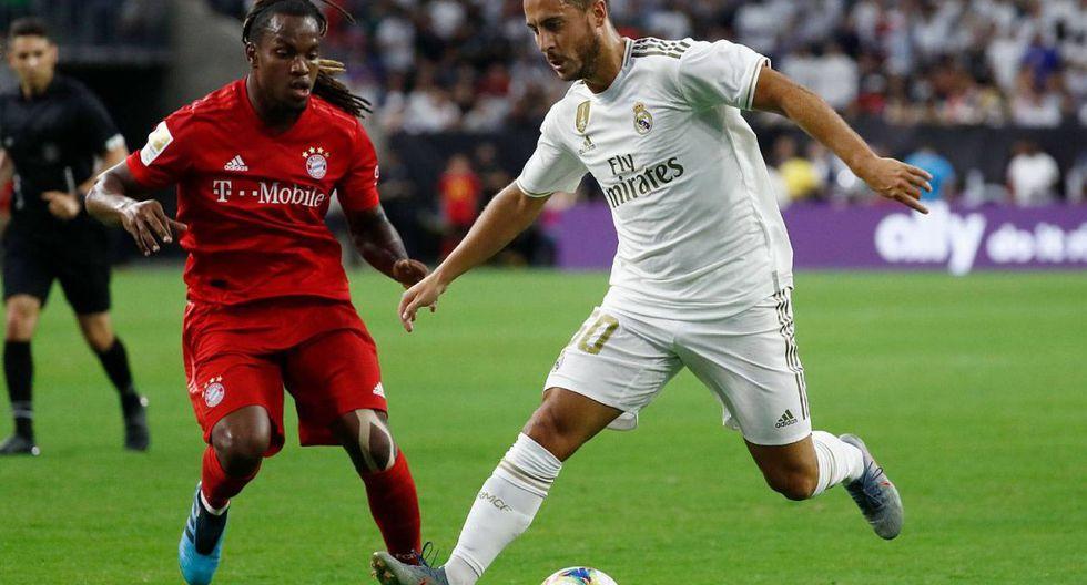 11. Eden Hazard | Real Madrid | 120 millones de euros. (Getty)