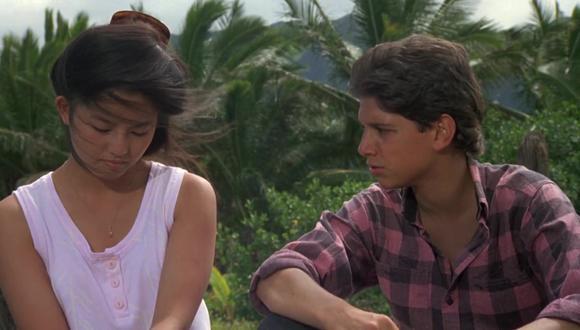 """Kumiko volverá a la franquicia en """"Cobra Kai"""" y tendrá una 'rara' reunión con Daniel (Foto: Columbia Pictures)"""