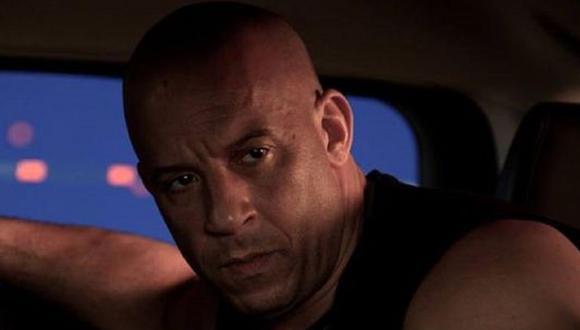 """¿Vin Diesel seguirá formando parte de la franquicia tras el final de """"Rápidos y furiosos""""? (Foto: Universal Pictures)"""