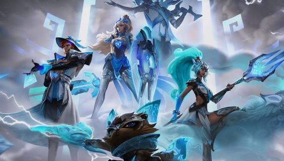 League of Legends: estos son los skins de Damwon Gaming, el campeón de Worlds 2020. (Foto: Riot Games)
