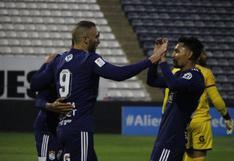 ¡Triunfazo celeste! Sporting Cristal ganó 6-3 a Binacional en la última fecha de la Fase 1