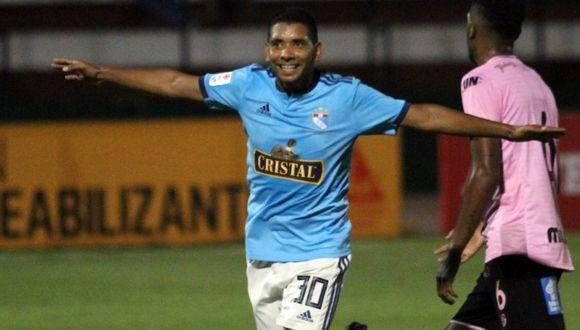 El mensaje de Cristian Palacios tras la victoria de Sporting Cristal. (Foto: Prensa SC)