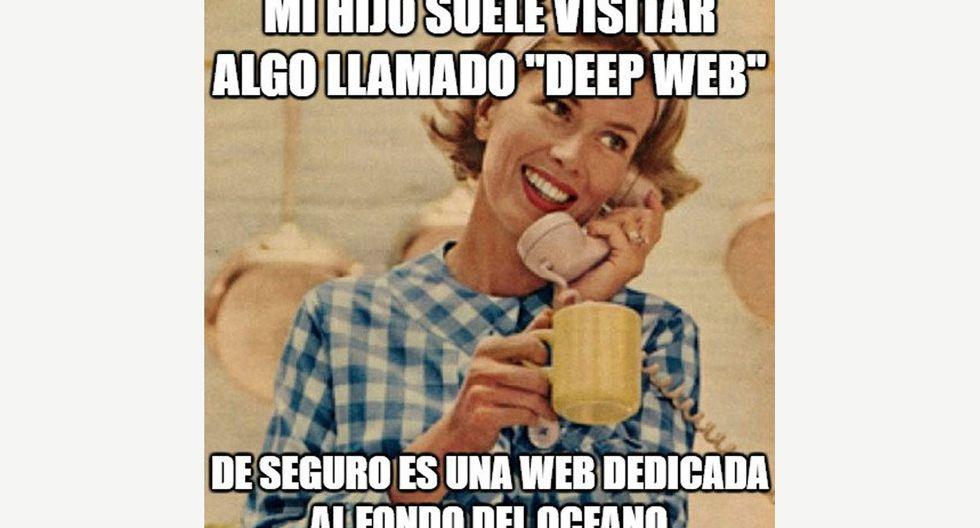 Deep Web Aqui Los Memes De Lo Mas Oscuro De La Internet Profunda