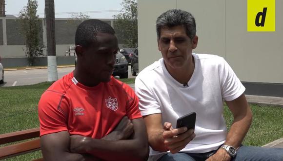 Mohamed Karomoko, el fichaje africano de la San Martín que se comunica por Google Traductor. (Video: Álvaro Saenz)