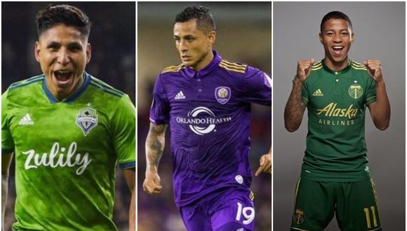 Peruanos en el mundo: son siete los jugadores que pasaron por la liga estadounidense en los últimos años.