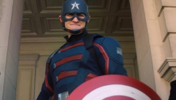 Marvel: parte de la escena del nuevo Capitán América en The Falcon and the Winter Soldier fue improvisada. (Foto: Disney+/ Marvel)