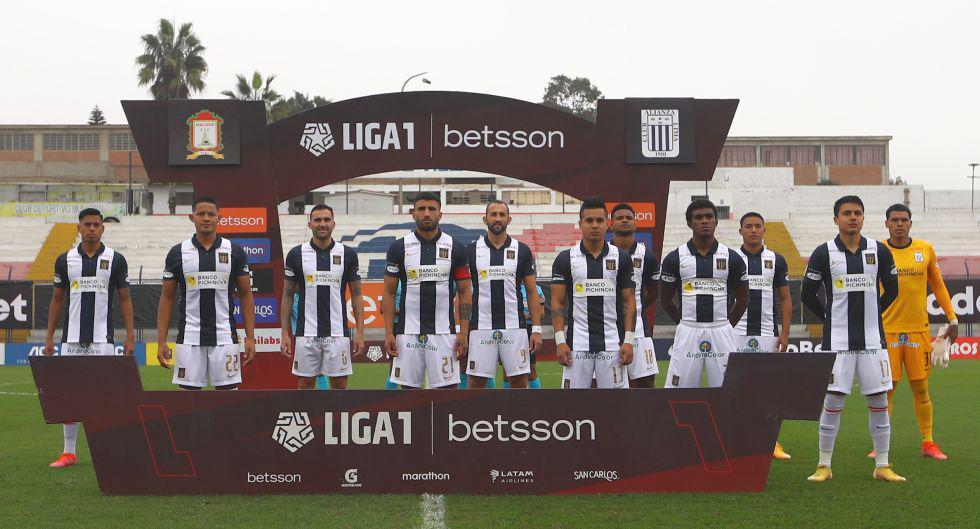 Alineación que alista Alianza Lima para la Fase 2 (Foto: Liga 1)