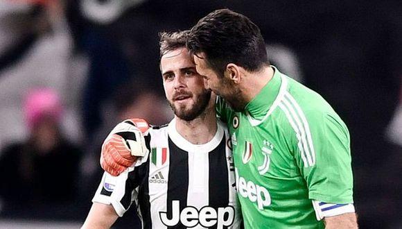 Pjanic volvió al titularato con Juventus. (Foto: Getty Images)