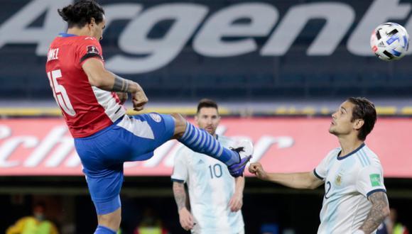 Argentina vs. Paraguay (1-1): goles de Nico Gonzáles y Ángel Romero, resumen y video por Eliminatorias Qatar 2022 | FUTBOL-INTERNACIONAL | DEPOR