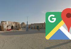 """Google Maps: dónde queda 'Tatooine', el planeta de Anakin Skywalker de """"Star Wars"""""""