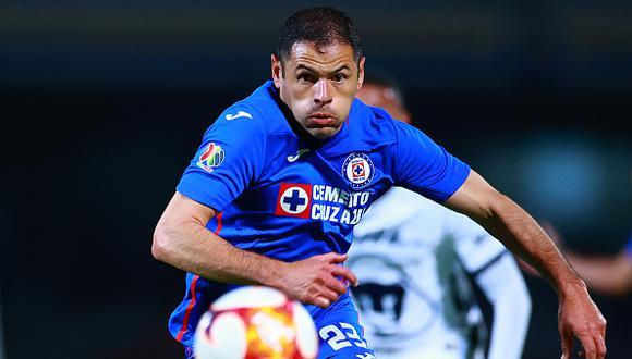 Pablo Aguilar es uno de pilares de la defensa de Cruz Azul (Foto: Getty Images)