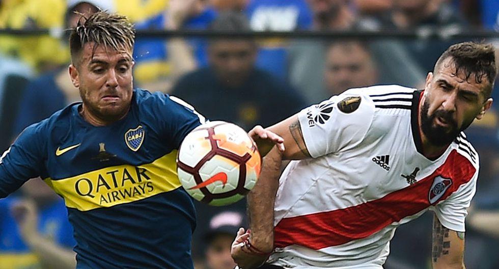 River vs. Boca juegan el sábado 24 de noviembre a las 15:00 horas en el Monumental de Buenos Aires. (Foto: Getty)