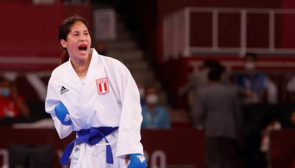 Alexandra Grande se quedó sin chances de clasificar a las semifinales de Tokio 2020 tras perder por 1-0 ante Jovana Prekovic. (Foto: ESPN)