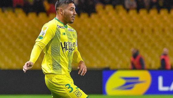 Percy Prado es titular por primera vez en la Ligue 1. Juega en el PSG vs. Nantes. (Foto: Getty Images)
