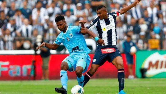 El partido entre Alianza Lima y Binacional estaba pactado para este domingo. (Foto: GEC)