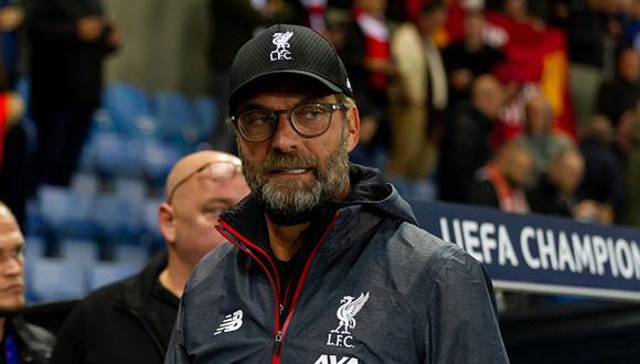 Jürgen Klopp aún no gana la Premier League con Liverpool. (Foto: Getty Images)
