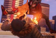 Spider-Man Miles Morales presenta a Spider-Cat como acompañante