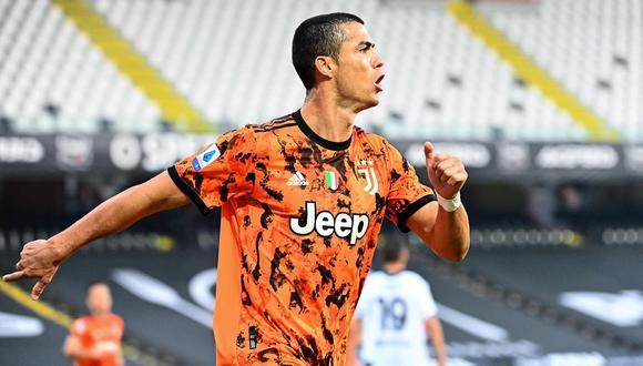 Cristiano Ronaldo sigue batiendo récords en el fútbol. (Foto: Agencias)