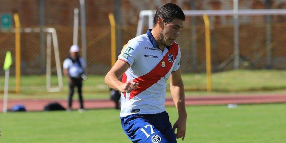 Marco Saravia - Deportivo Municipal.  (Photo: Presse municipale)