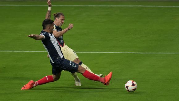 América perdió ante Monterrey por fecha 2 del Clausura MX. (EFE)