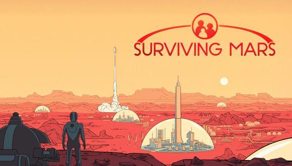 Juegos gratis: descarga Wargame: Red Dragon y Surviving Mars en Epic Games Store. (Foto: Epic Games)