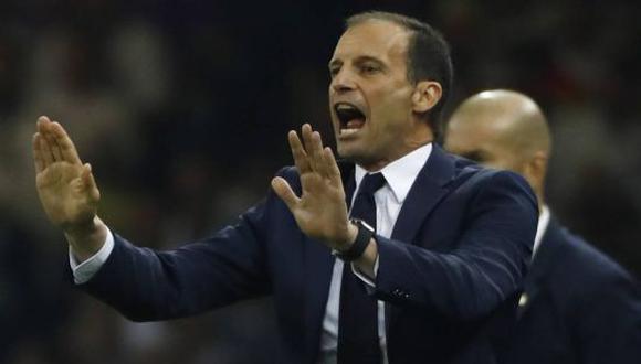 Massimiliano Allegri fue anunciado como el nuevo técnico de la Juventus de la Serie A. (Foto: Twitter)