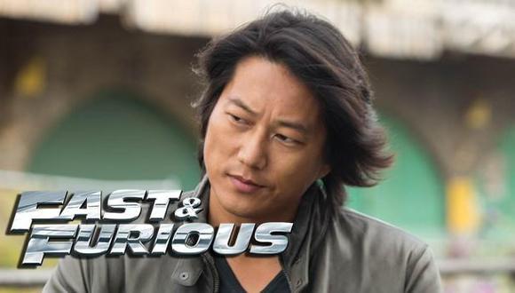 """""""Rápidos y furiosos"""". Han Seoul-Oh estuvo casi una década en la saga de películas. (Foto: Difusión)"""