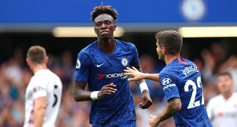 Tammy Abraham - Chelsea - 8 goles (16 puntos) (Getty)