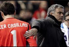 Iker Casillas reaviva el fuego cruzado con Mourinho y le envía un 'dardo' directo a Londres