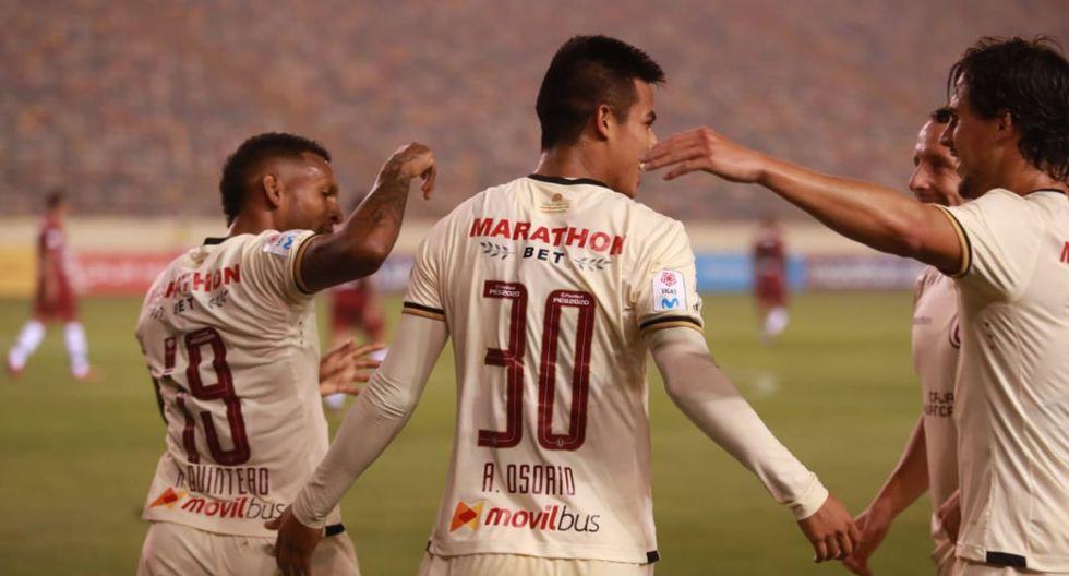 Universitario vs. Melgar por la fecha 5 del Torneo Clausura (Foto: Lino Chipana / GEC)