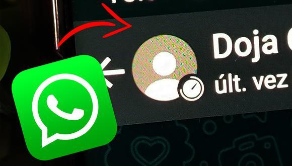 ¿Sabes qué significa el reloj en la foto de perfil de un amigo en WhatsApp? (Foto: Depor)