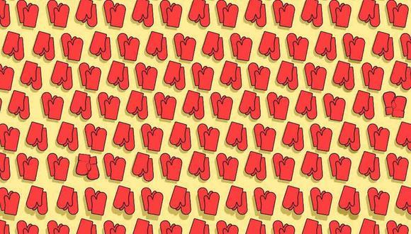 Tu tarea de hoy es ubicar los 2 pares de guantes de box en la imagen. (Foto: Noticieros Televisa)