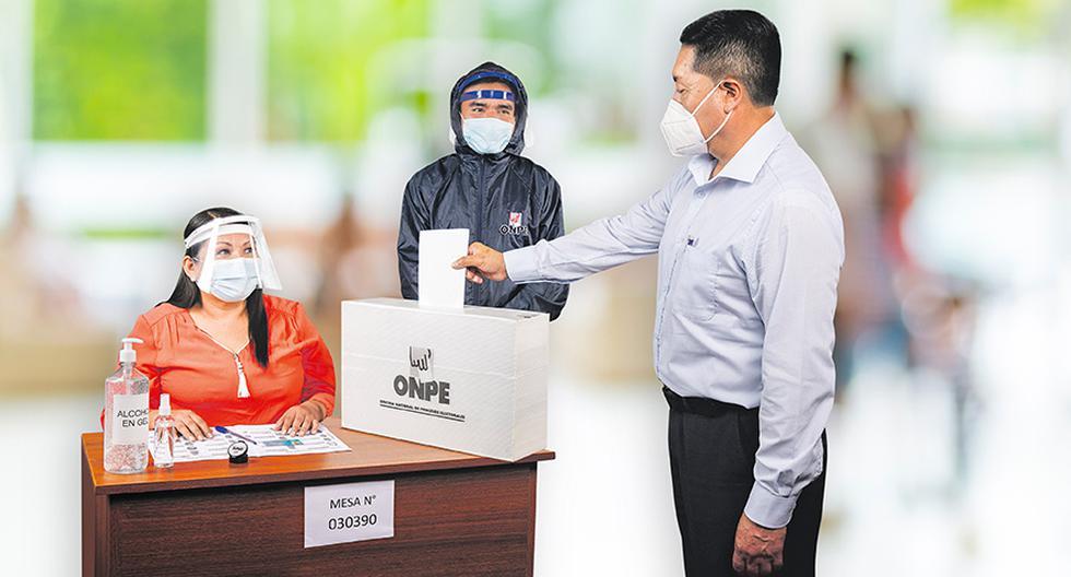 Elecciones Internas 2020 y COVID-19: Vota seguro con los protocolos que implementó la ONPE