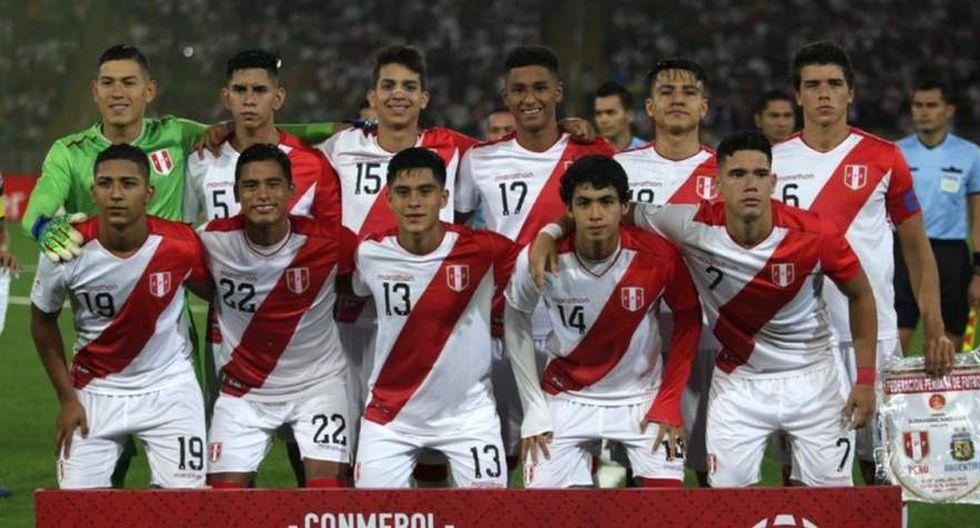 Perú vs. Paraguay es el tercer partido de la Bicolor en el Sudamericano. (Foto: GEC)