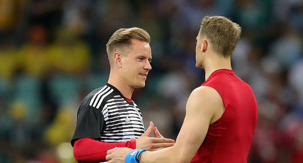 Ter Stegen participó del Mundial Rusia 2018. (Getty)
