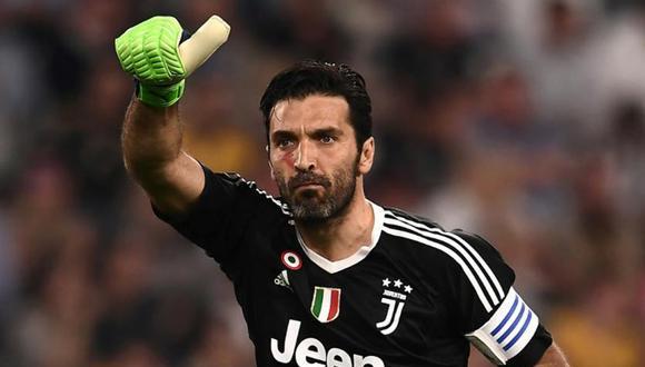Gianluigi Buffon se despidió de la Juventus ganando la Copa Italia 20-21. (Foto: Depor)