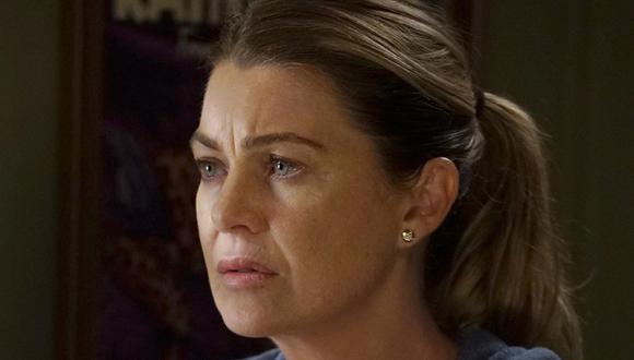 """Meredith casi pierde a Zola tras su primer despido en """"Grey's Anatomy"""" (Foto: ABC)"""