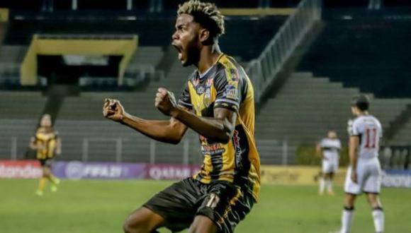 Táchira venció por 7-2 a Always Ready en la Jornada 5 de la Copa Libertadores 2021. (Foto: Twitter)