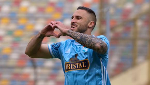 Emanuel Herrera no seguirá en Sporting Cristal (Foto: Liga 1)
