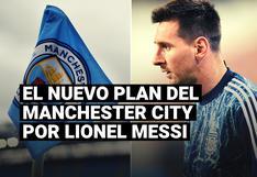 Manchester City y el megacontrato definitivo para tener a Lionel Messi por una década