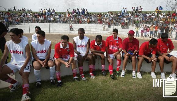 Cienciano participó por primera vez en un torneo internacional en la Copa Libertadores 2002. (Foto: USI / Diseño: Marcelo Hidalgo)