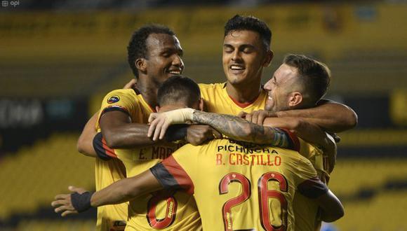 Barcelona SC ganó 1-0 a U. Católica de Ecuador. (Foto: API)